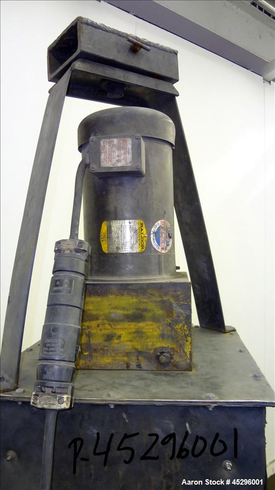 Used- Conair Jetro Pelletizer, Model 212-GWS