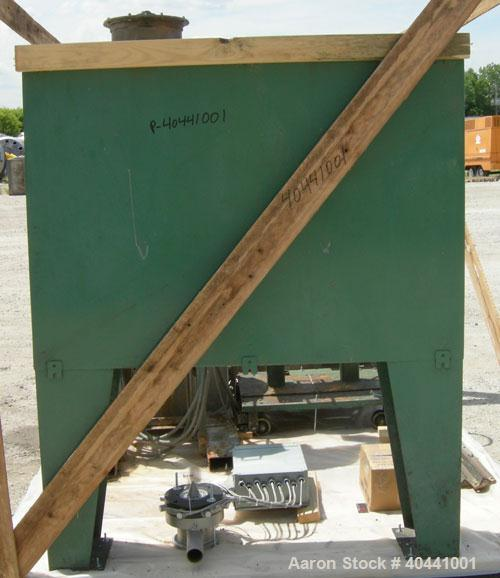 Used- Gala SLC-6 underwater pelletizing system consisting of: (1) Model 6D-MUP cutting head, serial #871014. Driven by a 5 h...
