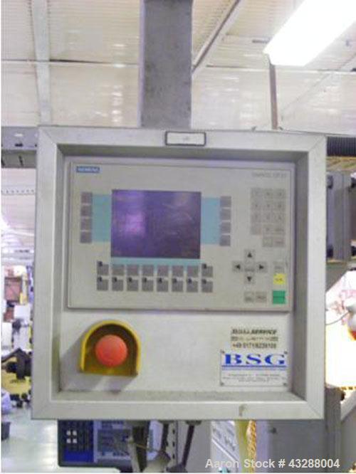 Used-Kreyenborg BKG Underwater Pelletizing System Master 1000
