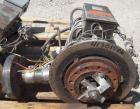 Used- Beringer Underwater Pelletizing Head.  Driven by a 1 1/2 hp, 3/60/208-230/460 volt, 1735 rpm motor.