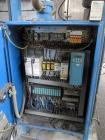 Used- BKG Underwater Pelletizer System. Consisting of: Model UWG Compact 120 cutter head with water box, 6 kw, 460 volt, nom...