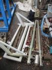 Used- Econ EUP 600 Underwater Pelletizer. Built 2007. Capacity 1323 lbs/hour (600 kg/h), granulate size 0.06