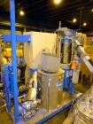 Used- (1) Gala pelletizer model SLC 6, driven by a 4 kw 230-460 volt, 3450 rpm motor, serial number 982439 (1) Gala spin dry...