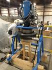 Unused - 2013 Nordson Xaloy Water Ring Pelletizing System, Model WRP35S.  4 head cutter, die plate with 3 rows of 120 .093
