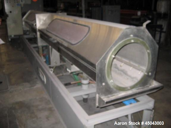 Used-Extrusion Plant (consisting of three extrusion lines)