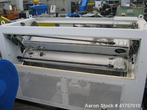 Used-PVC Pipe Line