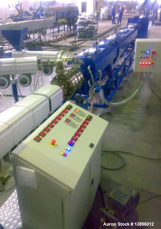 Used- Pipe Extrusion Line