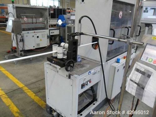 """Used-Maintools MT-CPL 12/40 Pipe Extrusion Line, used for multilayer pipe extrusion.  Pipe diameter 0.47-1.58"""" (12 - 40 mm),..."""