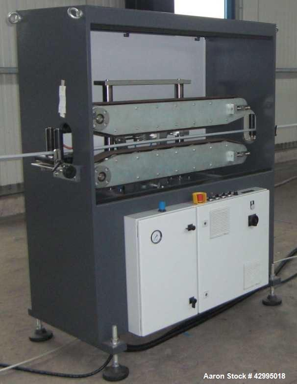 "Used-Maintools Pilot Extrusion Line for Multilayer Pipes.  Pipe diameter 0.78"" - 1.57"" (20-40 mm).  Comprised of:  (1) alumi..."