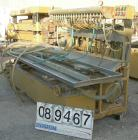 USED: Becz Machine vacuum calibration table, model 004, consisting of: (1) 26