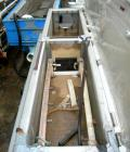 Used- Certainteed Machinery Vacuum Sizing Tank, 304 Stainless Steel. 9-1/2
