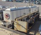 Used- Conair Gatto Vacuum Tank, Model DPC0105C-14-3, stainless steel. Approximately 12