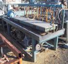 Used- Profile Tool Calibration Table. Trough measures 44