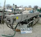 Used- RDN Vacuum Sizing Tank, Model 4D-3V-2T-30, 304 Stainless Steel. 11-1/2