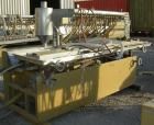 USED: Royal Machine vacuum calibration table, model 004, consisting of: (1) 26