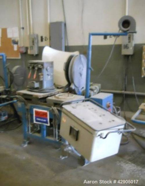 "Used- Widos Polypress 18"" PVC Pipe Welder"