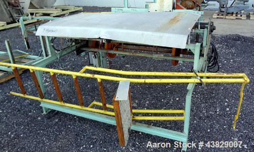 Used- Horizontal Trim Press
