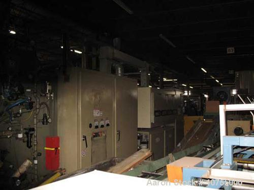 Used- Brown CS-4500 Thermoforming Line