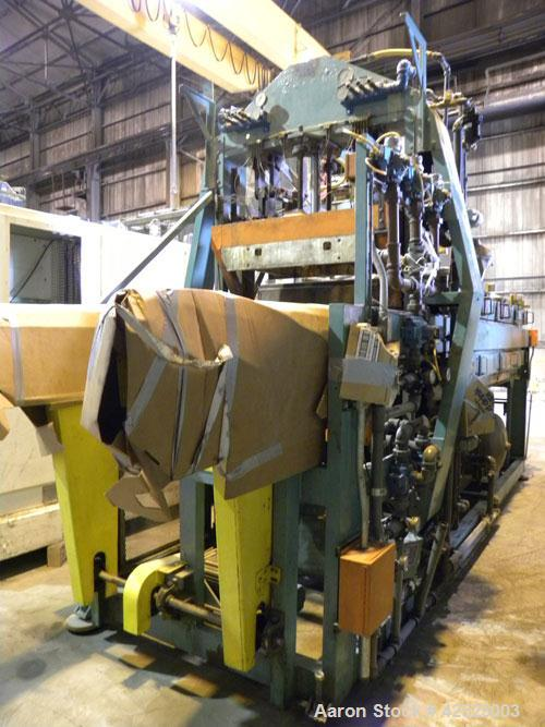 Used- Brown Machine Thermoformer, Model 42P