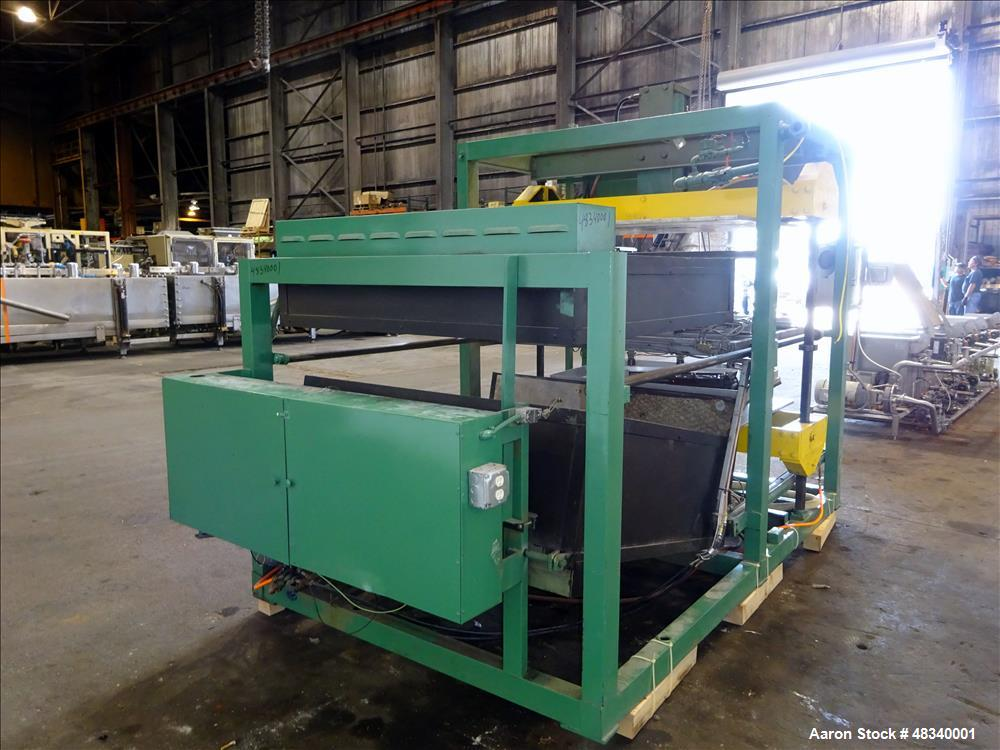 Used- Comet Star Single Station Thermoformer, Model S2048A.