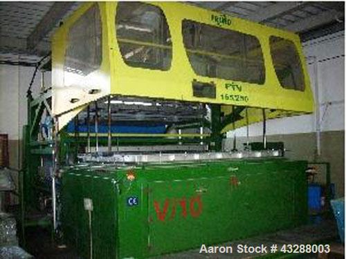 Used-Frimo FTV 165/250 Thermoformer