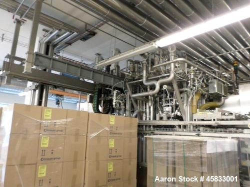Used- Hassia Thermoforming Line.