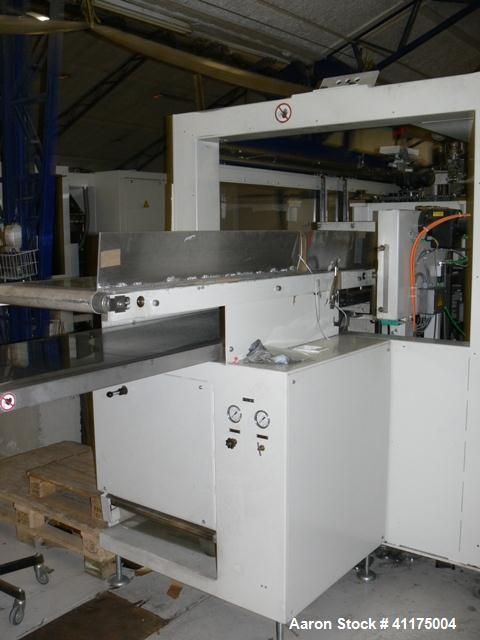 "Used-Illig RD 53 Thermoformer.  Forming area 19.7"" x 13.78"" (500 x 350 mm), height 3.9"" (100 mm), depth 1.58"" (40 mm).  Maxi..."