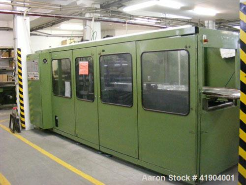 Used-Illig RV 53 Thermoformer