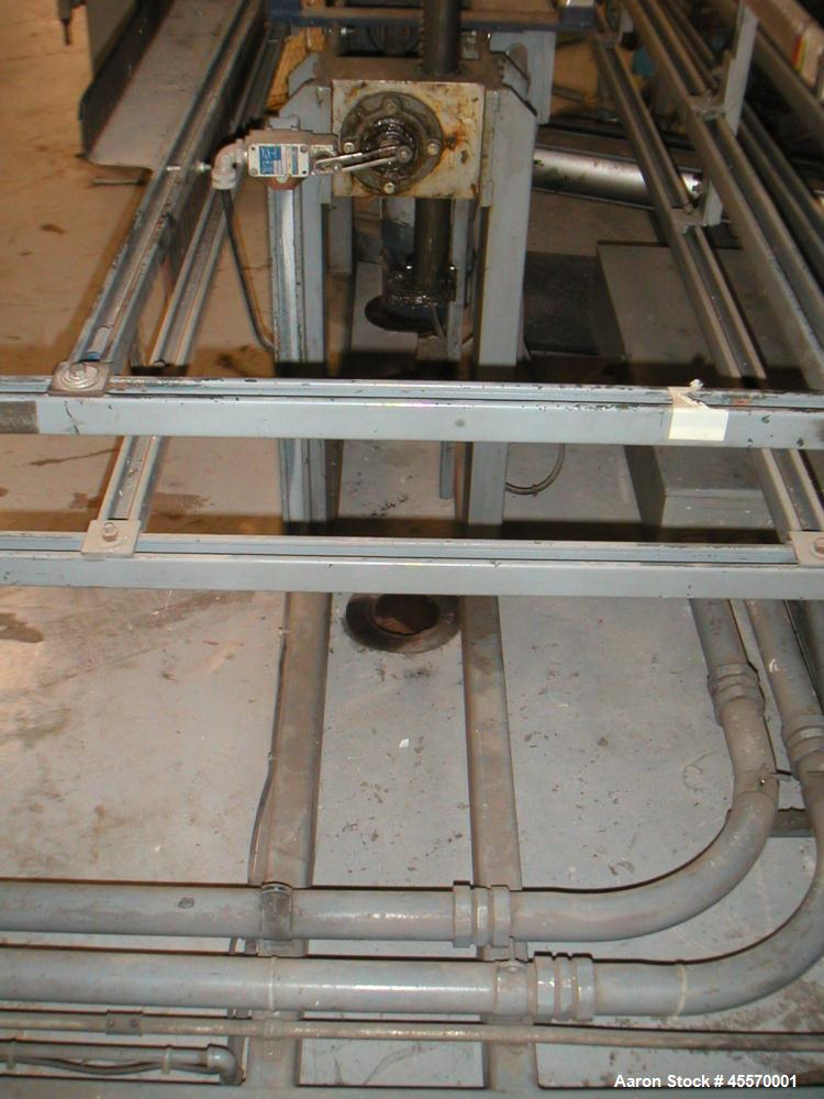 Used- Maac Rotary Thermoformer, Model 73R3
