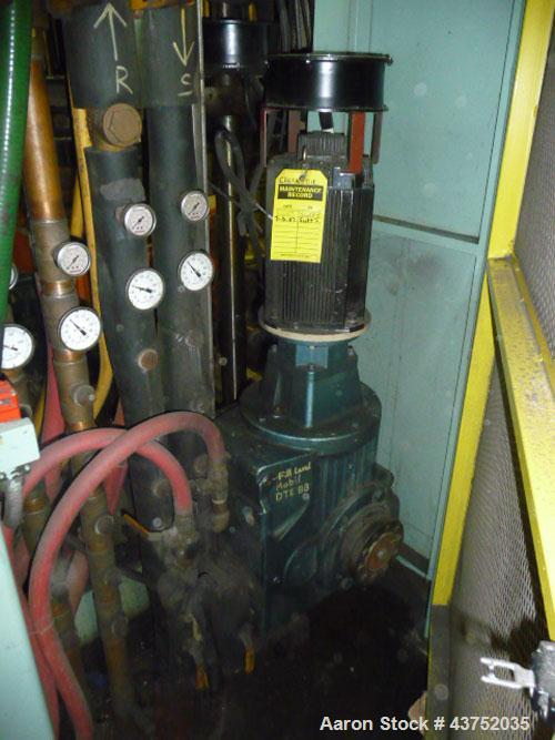 Used- Brown Thermoformer, Model MC4500