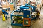 Used-Rotary Vacuum Forming Machine, Model 3660.  3 Station, max forming area 40