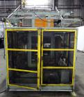 Used- Trim Press, horizontal, mechanical, top mounted automatic strip feeder