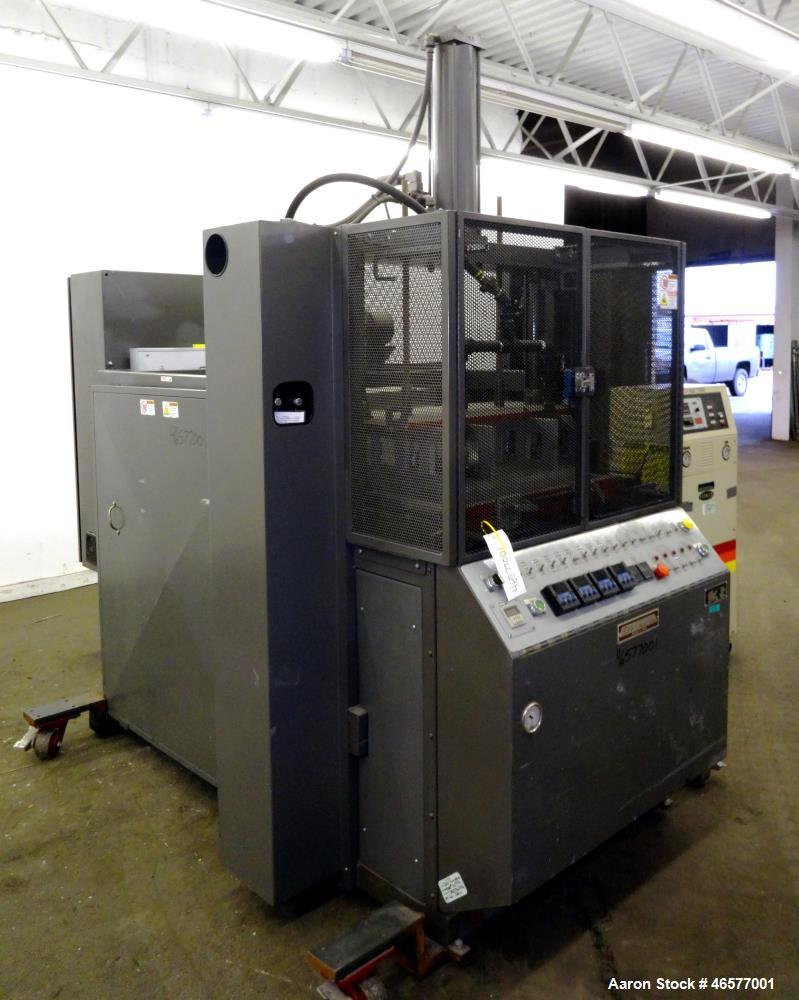 Used- Zed Industries Thermoformer, Model L-2.