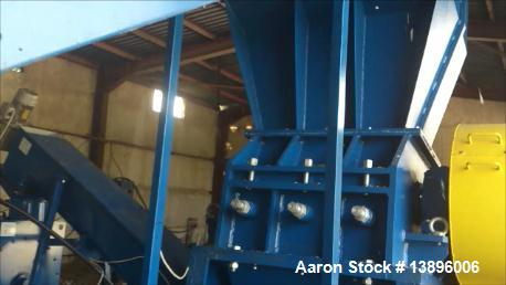 Used-Desislava HDPE Plastic Recycling Line