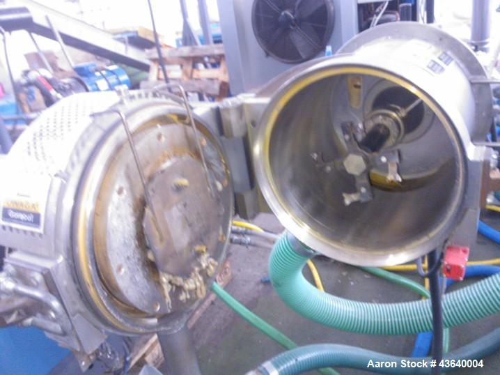 Used- Erema PC 1108 TVE Recycling Plant