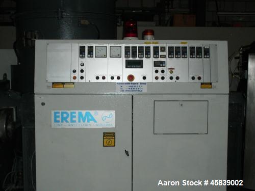 Used- EREMA RGA 100 TVE.