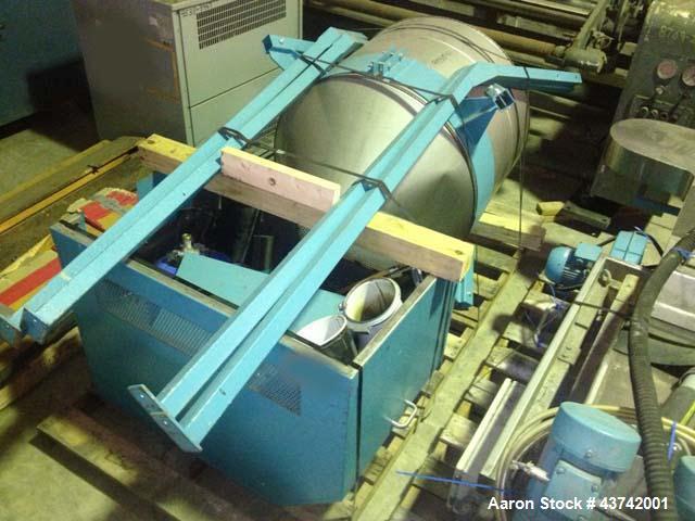Used- Erema Plastic Recycling Plant, Model RM63T