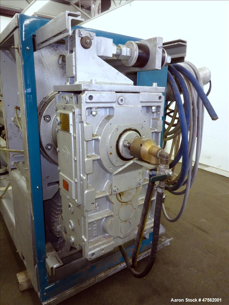 Used- NGR Next Generation Recycling Extruder
