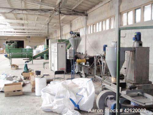 Used-Complete Recycling Line