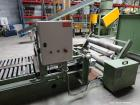 Used-Berstorff Complete Sheet Extrusion Line.  Three rollers.  Width 45.2