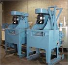 Used- Plastic Grinding and Wash Line. Grinding line consists of: Polymer Machinery Corp plastic granulator, model 1526, 75 h...