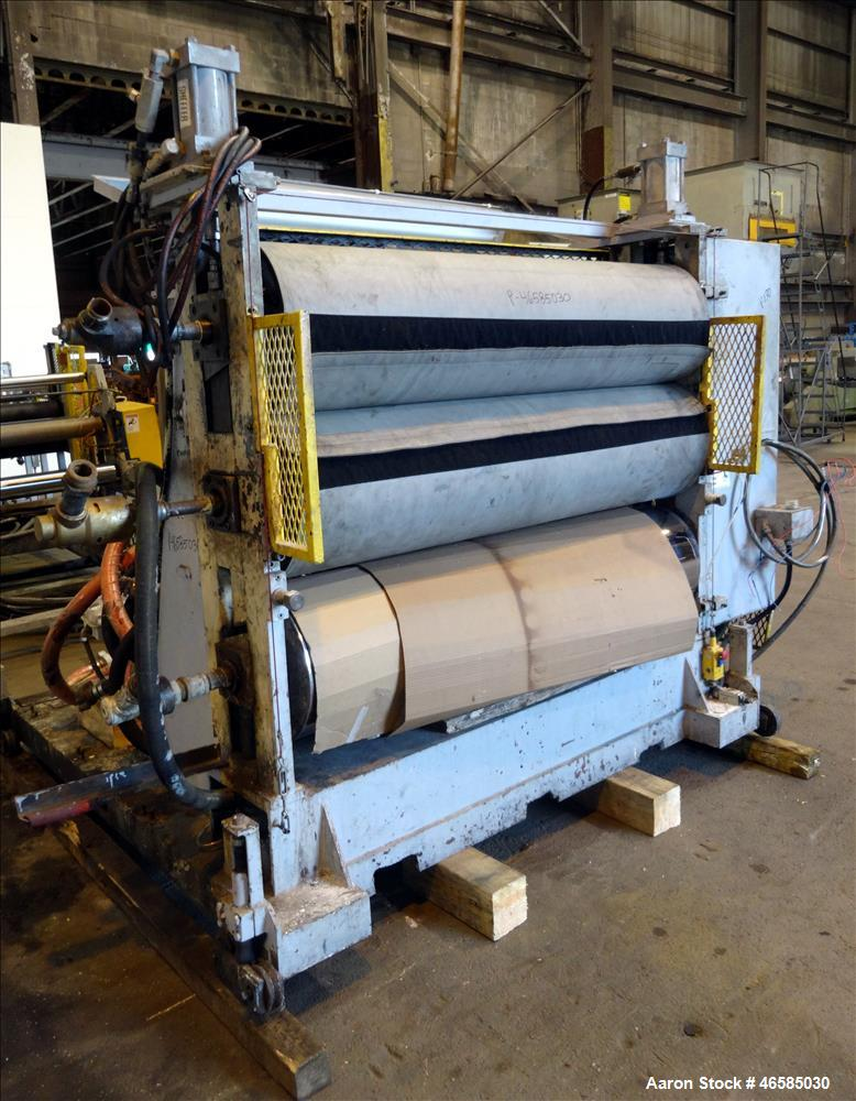 """Used- 68"""" Wide Three Roll Stack"""