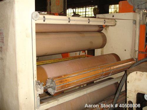Used- Battenfeld Tandem Foam Extrusion Line
