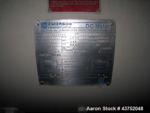 Used- Cincinnati Milacron Extrusion Coating Line