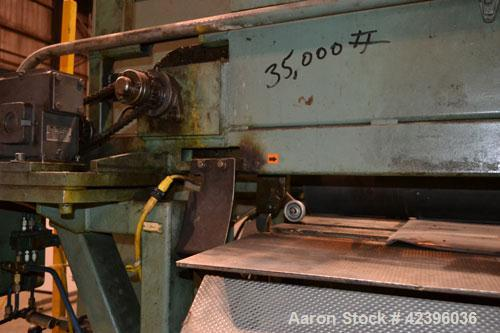 Used- Sterling/Davis Standard L Style 4 Roll Sheet Stack.