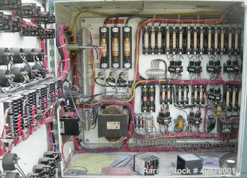 Used- Gloucester 54' Wide Foam Line