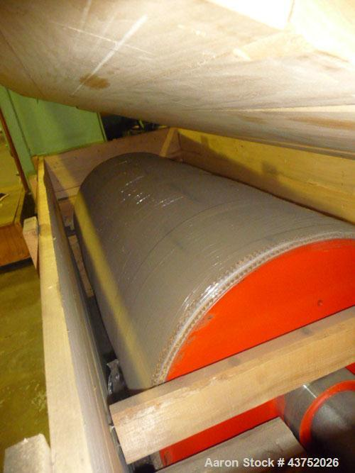 "Used- HPM 53"" Wide 3 Roll Sheet Stack, Model SHII"