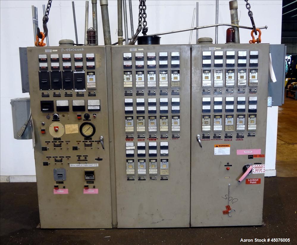 Used- Johnson Plastics Machinery Co-Extrusion Sheet Line