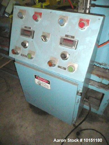 Used- Sheet Extrustion Downstream Equipment