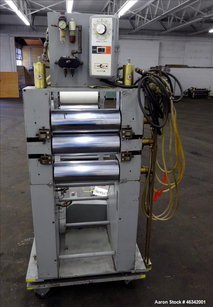 """Used- 14"""" Lab Extrusion Sheet Line"""
